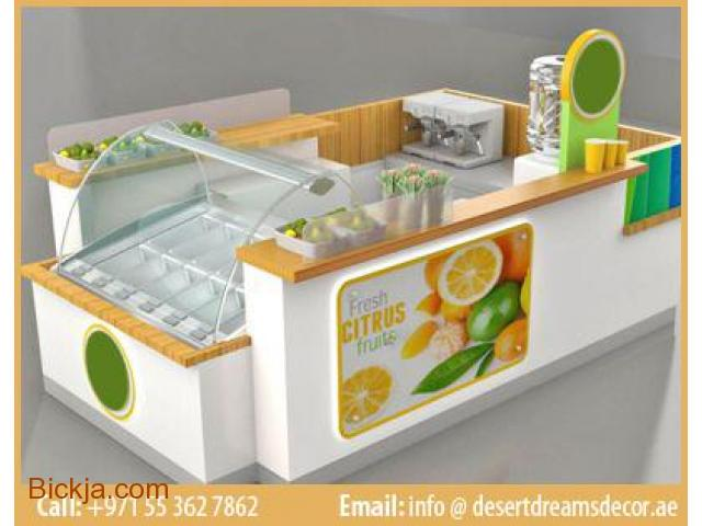 Exhibition Kiosk and Display Stands | Food Stands | Mall