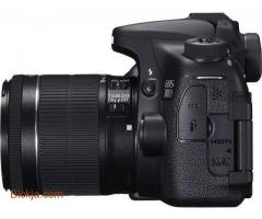 Canon 70D EOS (EF-S18-55) 20.2mp  Digital SLR Camera