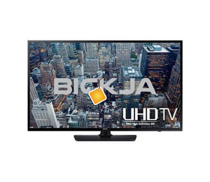Samsung UE55JU6400: A 55-inch Ultra HD 4K TV with a flat screen, Quad-Core processing - See more at: