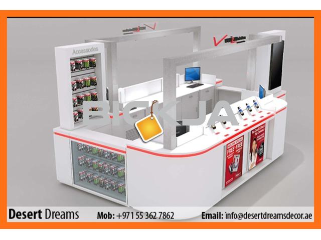 Mall Kiosk Abi Dhabi | Cosmetic Kiosk | Coffee Kiosk | Kiosk