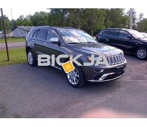 2014 Jeep Grand Cherokee 5.7L 'HEMI' V8