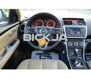 Full Option Mazda 6 ULtra 2011 model,GCC spec...Lovely condi