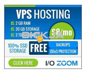 Linux VPS Hosting 2GB RAM 20 SSD 30 AED Per Month
