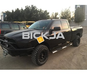Excellent Condition Dodge Ram 2012 with Low Mileage