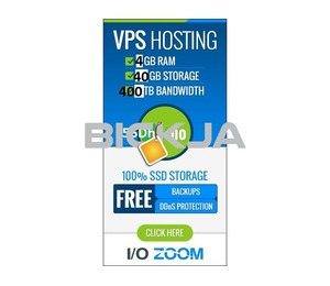 Linux VPS Hosting 4GB RAM 40 SSD 56 AED Per Month