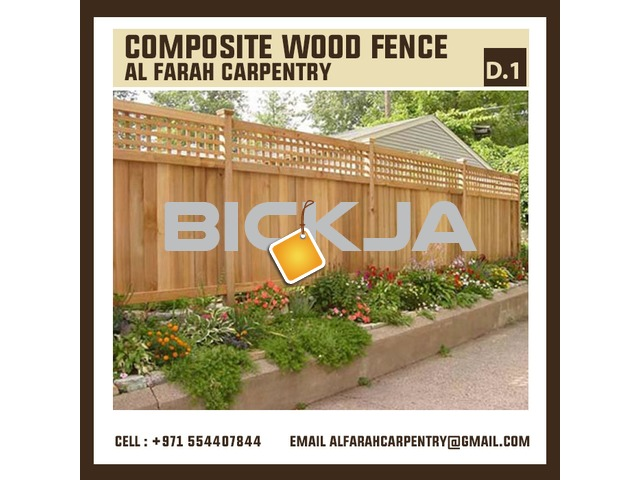 Free Stands Wooden Fence Abu Dhabi Garden Fence Rental And Events Fence Dubai