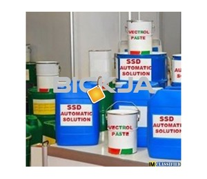 Universal SSD chemical solution  for cleaning black notes of any currency +971561162642