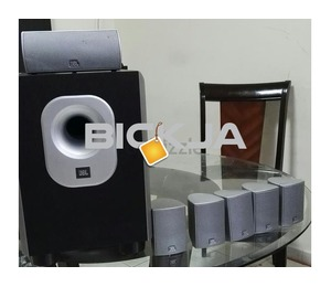 JBL 5.1 Speakers System With Powered Subwoofer
