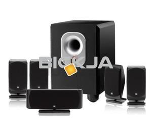 JBL 5.1 Hometheater speaker system like new for sale