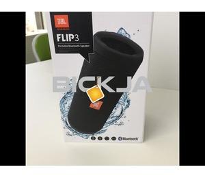 JBL Flip3 Black Speaker