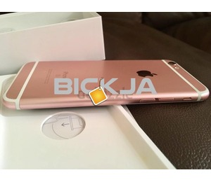 I phone 6S 16GB Rose Gold with FaceTime, Box and all Accessories