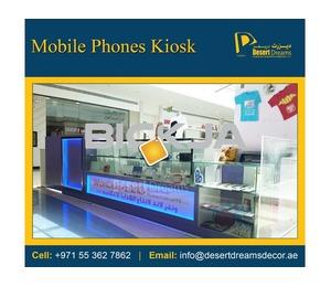Retail Kiosk Abu Dhabi | Foods Kiosk | Coffee Kiosk | Kiosk and Display Stands Contractor in Uae.
