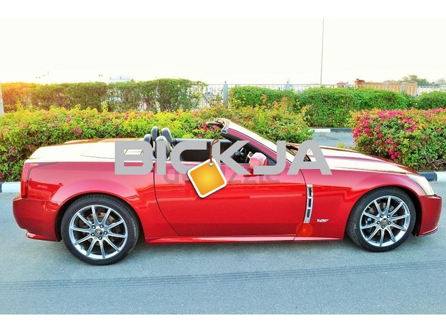 GCC CADILLAC XLR 2009 - ZERO DOWN PAYMENT - 2,730 AED/MONTHLY - 1 YEAR WARRANTY - 2/3