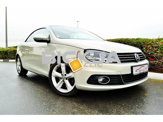 GCC VOLKSWAGEN EOS 2.0 TSI 2012 - ZERO DOWN PAYMENT - 825 AED/MONTHLY - 1 YEAR WARRANTY - 1/3
