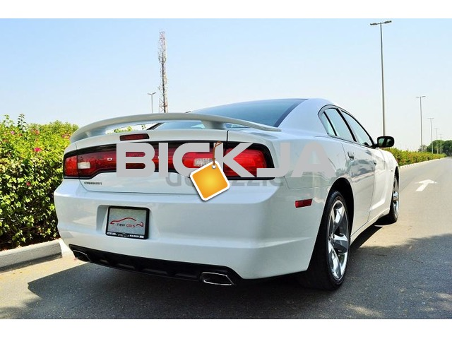 GCC DODGE CHARGER RT 2013 - ZERO DOWN PAYMENT - 940 AED/MONTHLY - 1 YEAR WARRANTY - 2/3