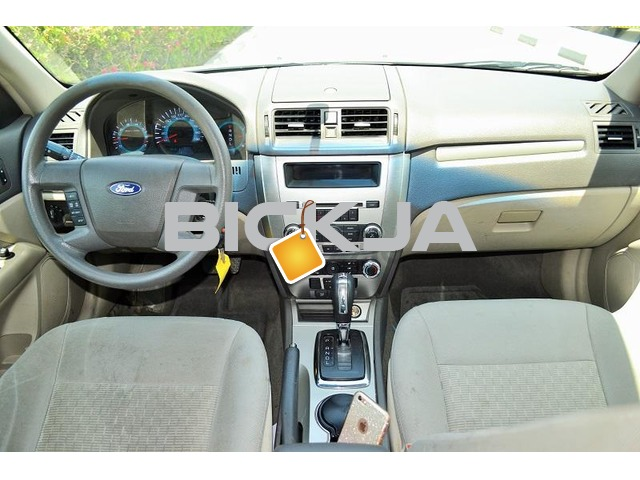 GCC FORD FUSION 2012 - ZERO DOWN PAYMENT - 375 AED/MONTHLY - 1 YEAR WARRANTY - 3/3