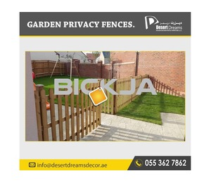 Picket Fences Uae | Rental Fences Uae | Swimming Pool Fences | Fences Suppliers UAE.