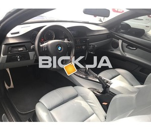 BMW M3 DCT Convertible 2011 GCC - under warranty!