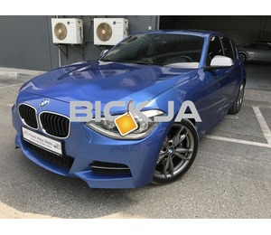 BMW M135i 2013 GCC, Under Warranty+Service Contract