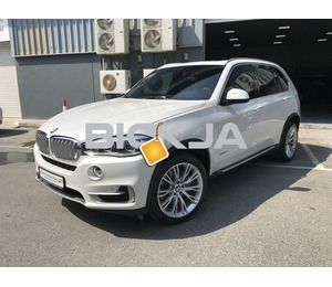 BMW X5 xDrive50i 2014 GCC - 7 SEATER - 2019 warranty/service!