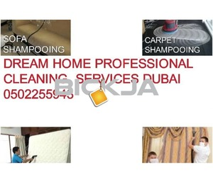 SOFA CARPET MATTRESS CHAIR CLEANING SERVICES -0502255943