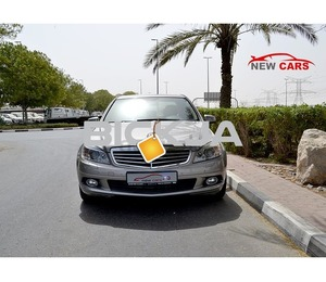 GCC MERCEDES C280 2009 - ZERO DOWN PAYMENT - 770 AED/MONTHLY - 1 YEAR WARRANTY