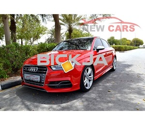 GCC AUDI S3 2016 - ZERO DOWN PAYMENT - 1,950 AED/MONTHLY - UNDER WARRANTY