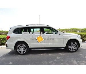 GCC MERCEDES GL500 EMC 2013 - ZERO DOWN PAYMENT - 2,840 AED/MONTHLY-DEALER WARRANTY UNTIL MAY 2018