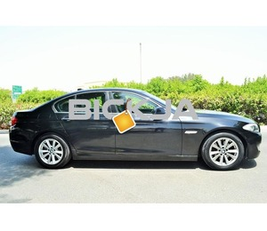 GCC BMW 520i 2013 - ZERO DOWN PAYMENT - 1000 AED/MONTHLY - 1 YEAR WARRANTY