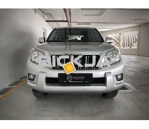 Toyota Prado TXL (Full Service History, Warranty Available)