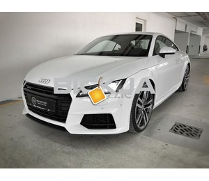 Audi TT Quattro S-Line (Unlimited Mileage Warranty)