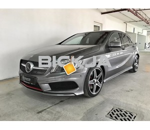 Mercedes A250 Sport (Warranty and Service Pack Valid)