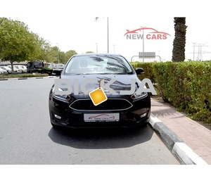 GCC FORD FOCUS 2015 - ZERO DOWN PAYMENT - 545 AED/MONTHLY - UNDER WARRANTY