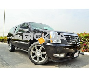 GCC Large CADILLAC ESCALADE 2008 - ZERO DOWN PAYMENT - 1,870 AED/MONTHLY FOR 24 MONTHS ONLY