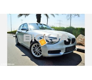 GCC BMW 116i 2014 - ZERO DOWN PAYMENT - 880 AED/MONTHLY - 1 YR WARRANTY - AGMC/FSH