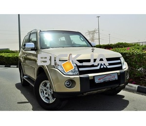 GCC MITSUBISHI PAJERO GLS 2008 - ZERO DOWN PAYMENT - 1,115 AED/MONTHLY FOR 24 MONTHS ONLY
