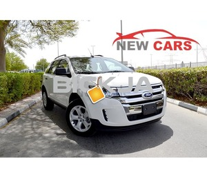 GCC FORD EDGE 2013 - ZERO DOWN PAYMENT - 775 AED/MONTHLY - 1 YEAR WARRANTY
