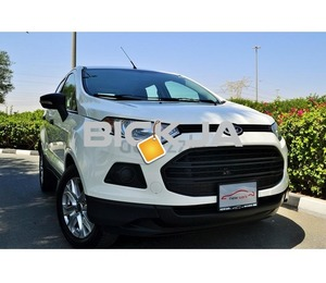 GCC FORD ECOSPORT 2014 - ZERO DOWN PAYMENT - 665 AED/MONTHLY - 1 YEAR WARRANTY