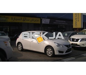 AMEZING.OFFER 0%DOWN PAYEMENT. FREE RGISTRATION.517X60MONTFREE ONE YEAR WARRANTY.. 2014 NISSAN TIIDA