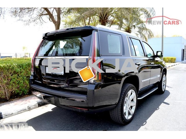 BRAND NEW CADILLAC ESCALADE 2017 - ZERO DOWN PAYMENT - 5,270 AED/MONTHLY - WARRANTY & FREE SERV - 2/3