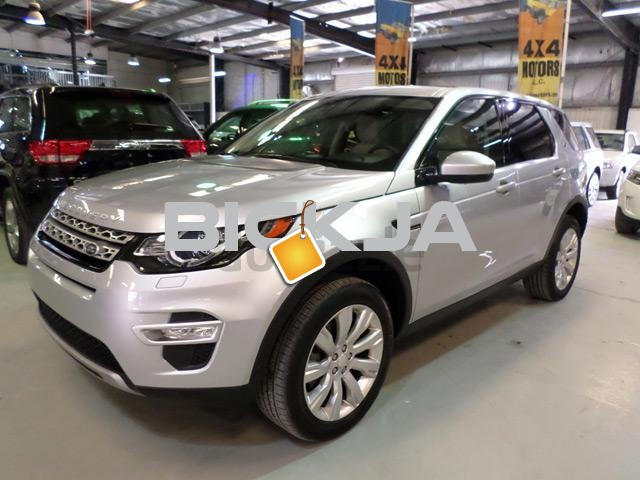 "2015 DISCOVERY SPORT HSE ""LUXURY"" LOADED!! HUGE SAVINGS!! OVER DHS.100,000/-!! - 1/3"