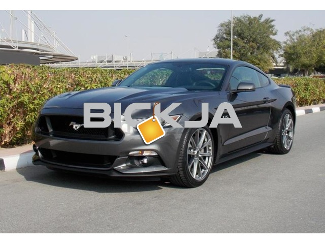 Brand New 2017 Ford Mustang GT PREMIUM + 435 hp 0 km A/T 3Yrs / 100,000 km Warranty - 3/4