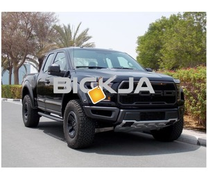 2017 Ford Raptor SuperCab 4x4 V6 Ecoboost 3.5L Select shift Transmission, Carbon Fiber