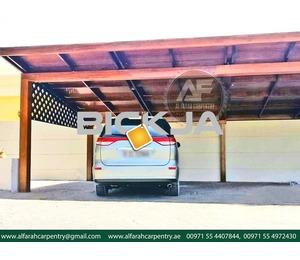 Car Parking Pergola Suppliers | Wooden Car Parking Shades | Car Park Pergola Dubai , Abu Dhabi