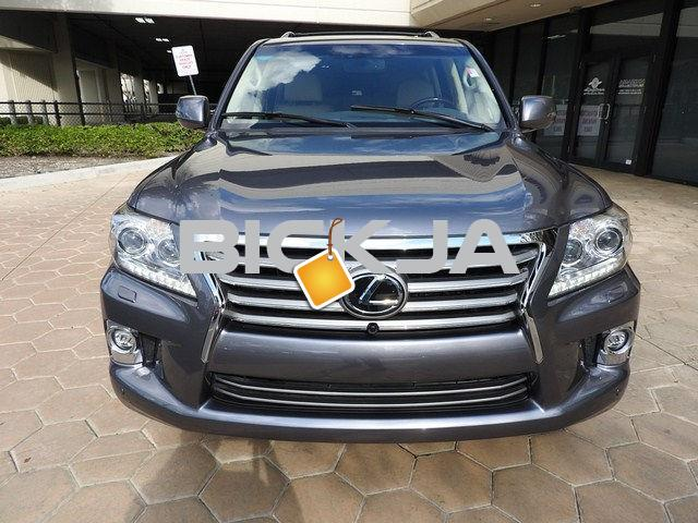 BUY MY 2014 LEXUS LX 570 FAMILY CAR - 1/4