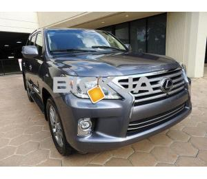 BUY MY 2014 LEXUS LX 570 FAMILY CAR