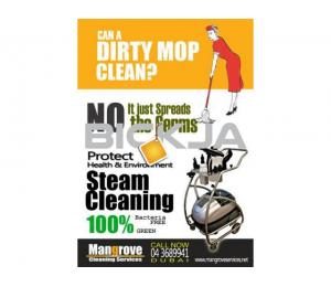Move-in/out Deep/Steam Cleaning of Villas, Apartments & Offices