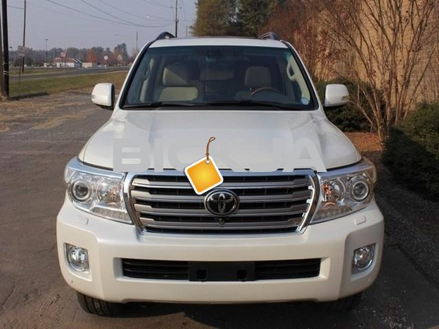 MY 2014 TOYOTA LAND CRUISER FOR SALE - 1/4