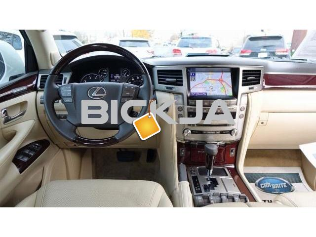 LEXUS LX 570 2015 USED BY EXPAT - 2/4