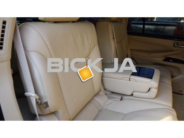 LEXUS LX 570 2015 USED BY EXPAT - 3/4